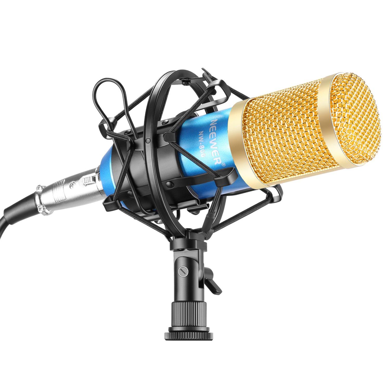Neewer Nw-800 Professional Studio Juego De Microfonos De ...