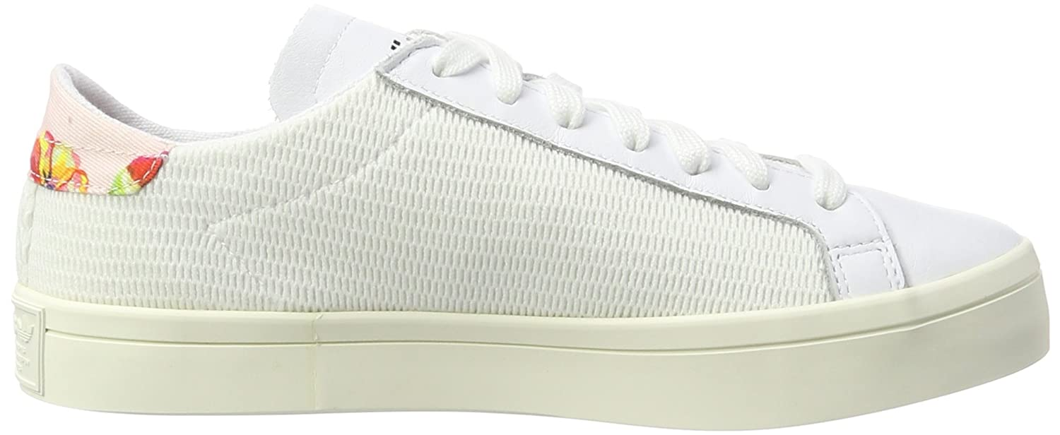 da3c4a5060a5 adidas Originals Women s Courtvantage W Ftwwht Ftwwht Ftwwht Sneakers - 7  UK India (40.67 EU) (BY9239)  Buy Online at Low Prices in India - Amazon.in