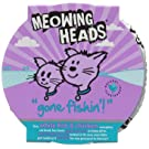 Meowing Heads Cat Food Gone Fishin' Potted Meat White Fish and Chicken, 680 g, Pack of 8