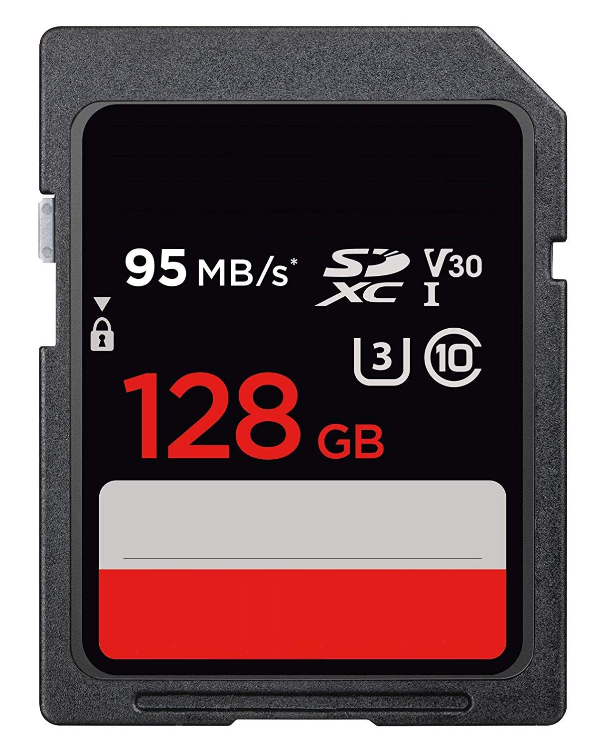 128GB UHS-I SD SDXC Memory Card Ultra Fast Extreme Class 10 High Speed TF Flash Card for Professional 4K 8K Full HD Video 128GB
