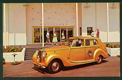Gold Rolls Royce >> Amazon Com Movieland Wax Museum Gold Finished Rolls Royce
