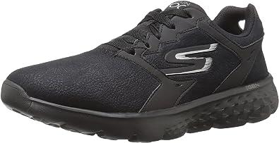 Skechers Go Run 400-Motivate, Zapatillas de Deporte Exterior para Mujer, Negro (Black), 37.5 EU: Amazon.es: Zapatos y complementos