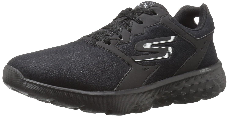 Skechers Performance Women's Go Run 400 Running Shoe B01CUOJR8O 10 B(M) US|Black