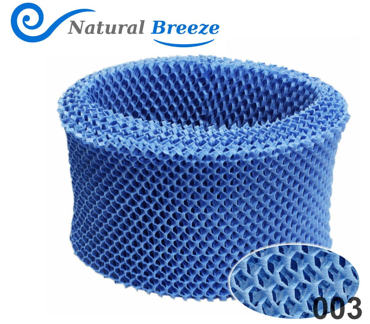Humidifier Filter LONG LIFE Replaces HC-14 HWF75 HWF221 for Holmes Honeywell =REUSABLE= Natural-Breeze