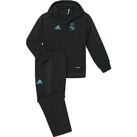 adidas Pre I Chándal con Diseño Real Madrid Temporada 2017/2018, Niños: Amazon.es: Deportes y aire libre