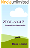 Short Shorts Short And Very Short Stories