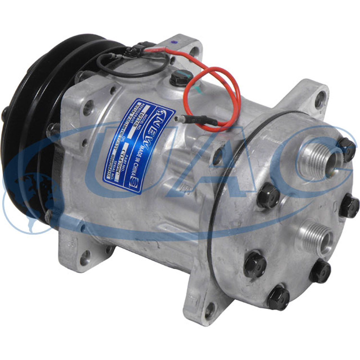 Universal Air Conditioner CO 4709C A/C Compressor by UAC