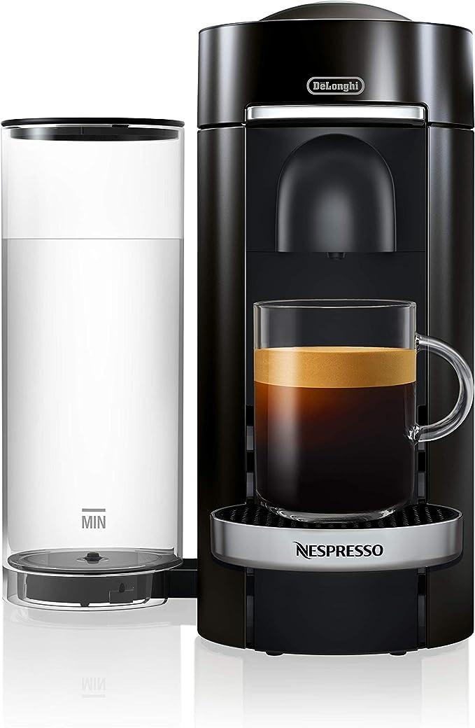 DeLonghi ENV 155.B Nespresso Vertuo, 1260 W, 1.7 litros, plástico ...