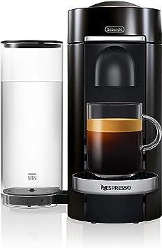 DeLonghi ENV 155.B Nespresso Vertuo, 1260 W, 1.7 litros, plástico, Negro: Amazon.es: Hogar
