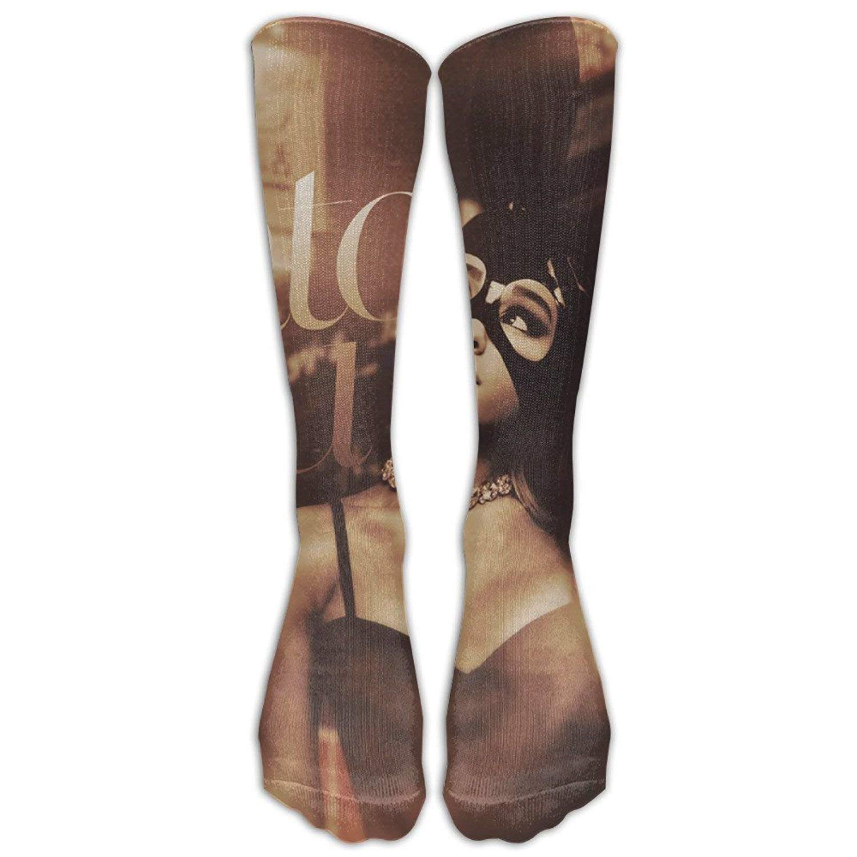 HNJZ-GS En ti Ariana Grande Calcetines Mujer Calcetines Casual Lindo Unisex