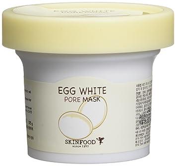 skinfood egg white pore mask