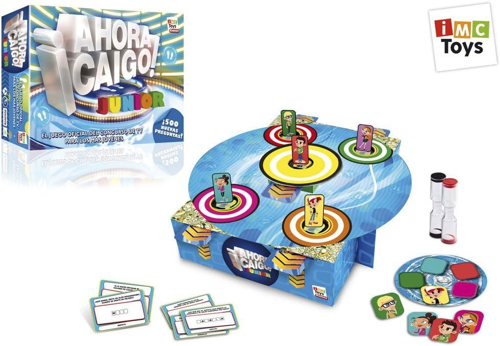 IMC Toys 646590 - Juego Ahora Caigo Infantil: Amazon.es: Juguetes ...