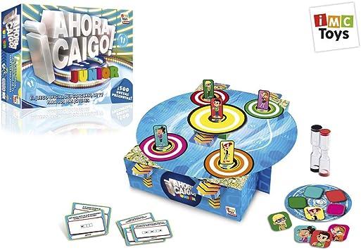 IMC Toys 646590 - Juego Ahora Caigo Infantil: Amazon.es: Juguetes y juegos