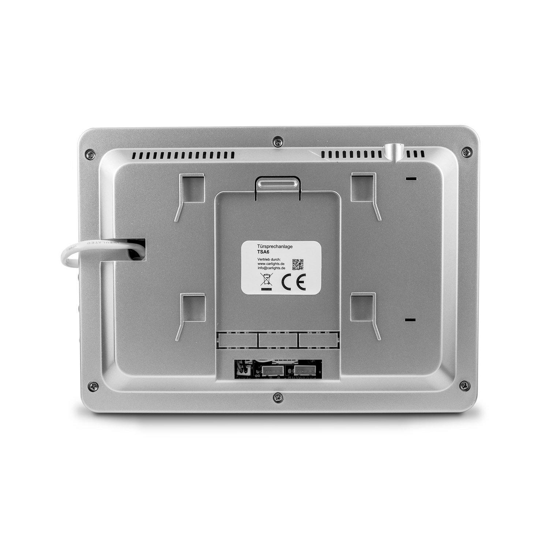 Zusatz Monitor für Türsprechanlage TSA6 TSA6B Zusatzmonitor für 7 ...