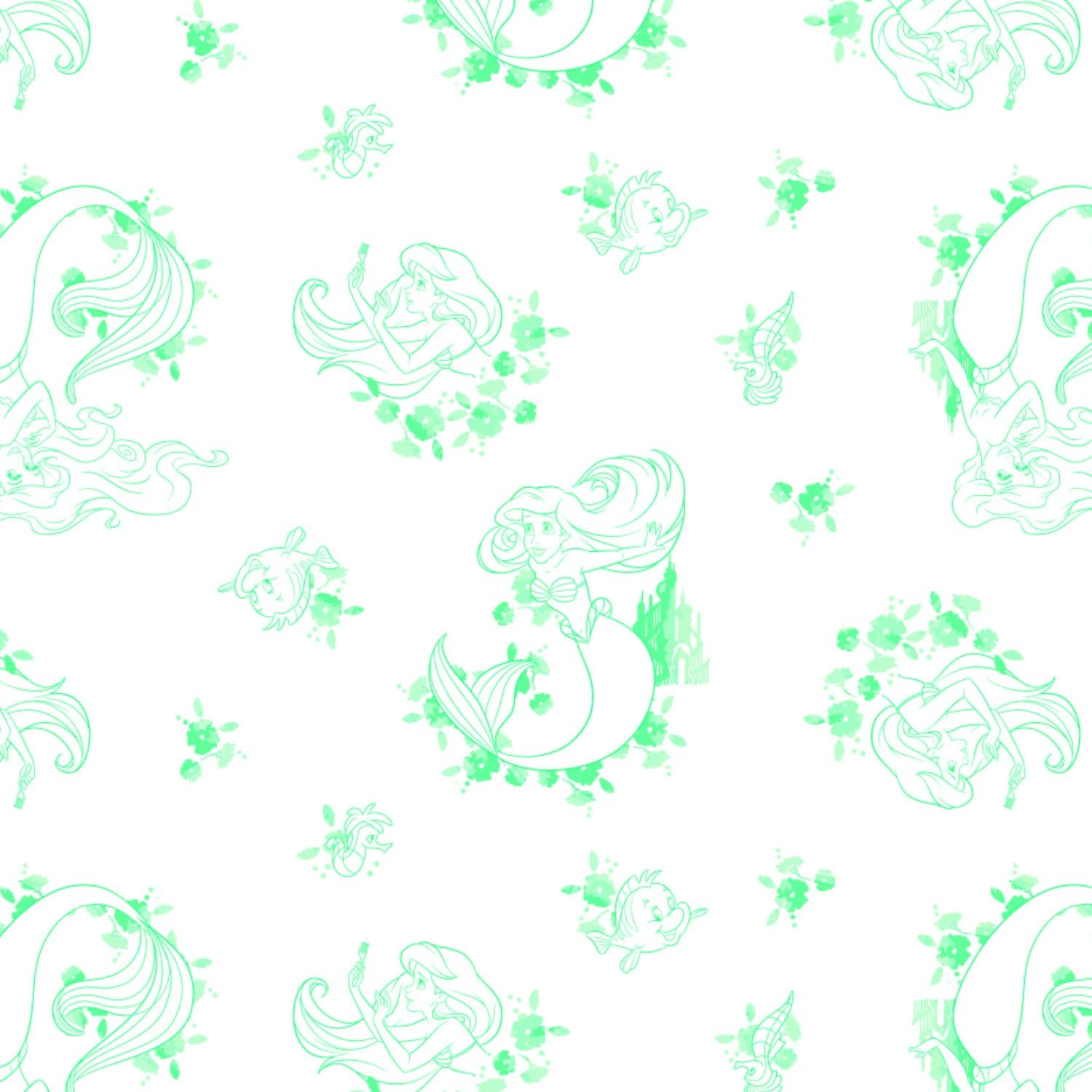 Quilting Cotton for Sewing Max 81% OFF - Disney Collection 100% famous S