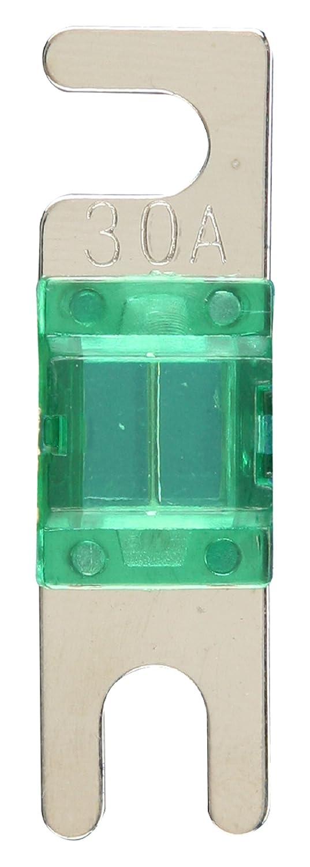 Install Bay MANL80-10 - 80 Amp Mini ANL Fuse, 10-Pack Metra Electronics Corporation