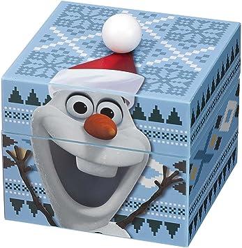 Disney Frozen Olaf Blue Keepsake Caja de Música: Amazon.es ...