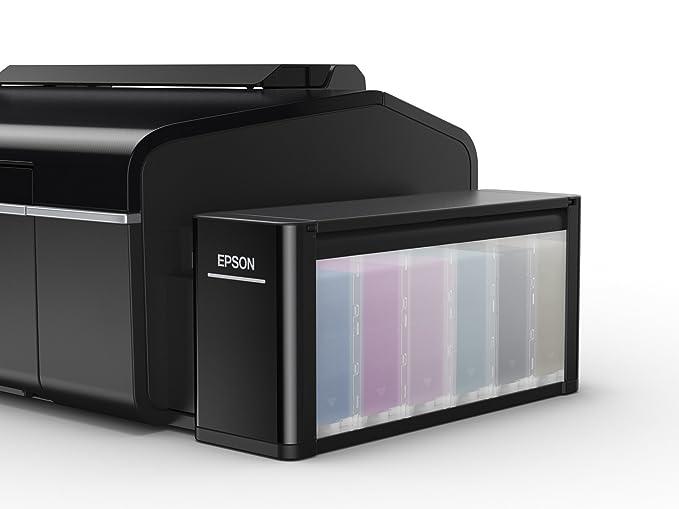 Epson Ecotank L805 inkjet photo printer: Amazon co uk