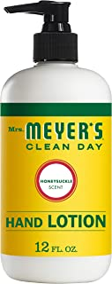 product image for Mrs. Meyer's Clean Day Hand Lotion, Honeysuckle, 12 Oz