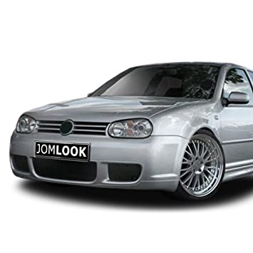 Front bumper, JOM, Golf 4, RS look