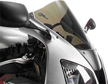 YZF R6 2008-2016 Windshield Windscreen For Yamaha YZF-R6 08 16 Double Bubble