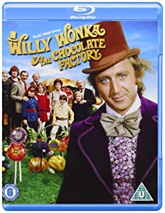 Willy Wonka And The Chocolate Factory 1971Region Free