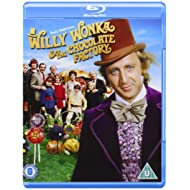 Willy Wonka And The Chocolate Factory 1971  Region Free