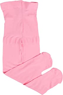 Leveret Girls Tights Pink Size 10-14 Years