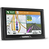 Garmin Drive 50 USA LM GPS Navigator System with Lifetime Maps, Spoken Turn-By-Turn Directions, Direct Access, Driver Alerts,