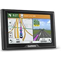 Garmin Drive 50 USA LM GPS Navigator System with Lifetime Maps, Spoken Turn-By-Turn Directions, Direct Access, Driver…