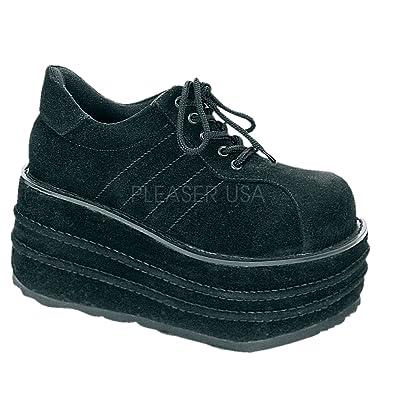 3a4889c1291d Demonia TEMPO-08 Men Platform Sneaker