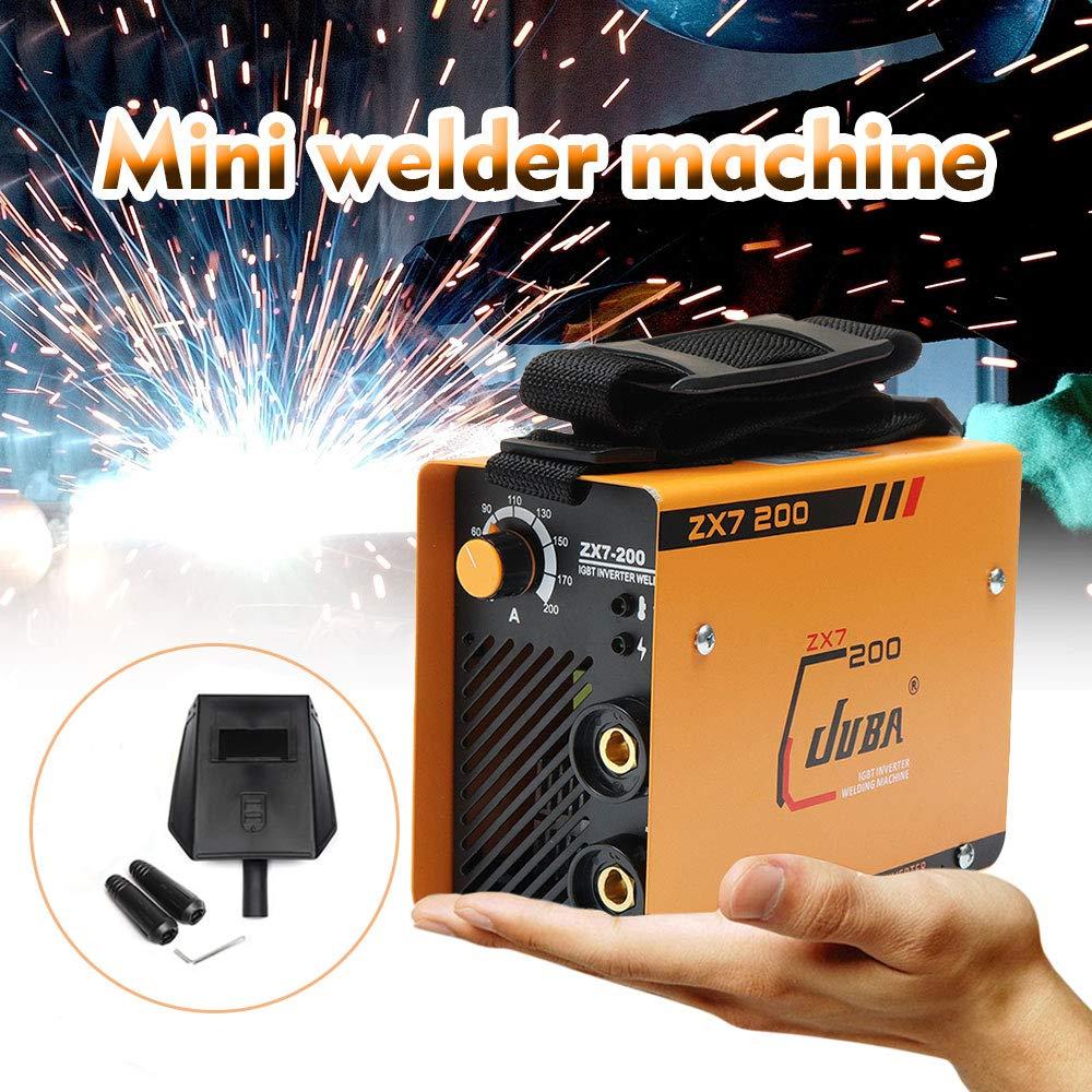 PROMOTOR 220V ARC Welding Machine Welder IGBT AC DC MINI Inverter Welding Machine Tools DIY Home Welder Automatic