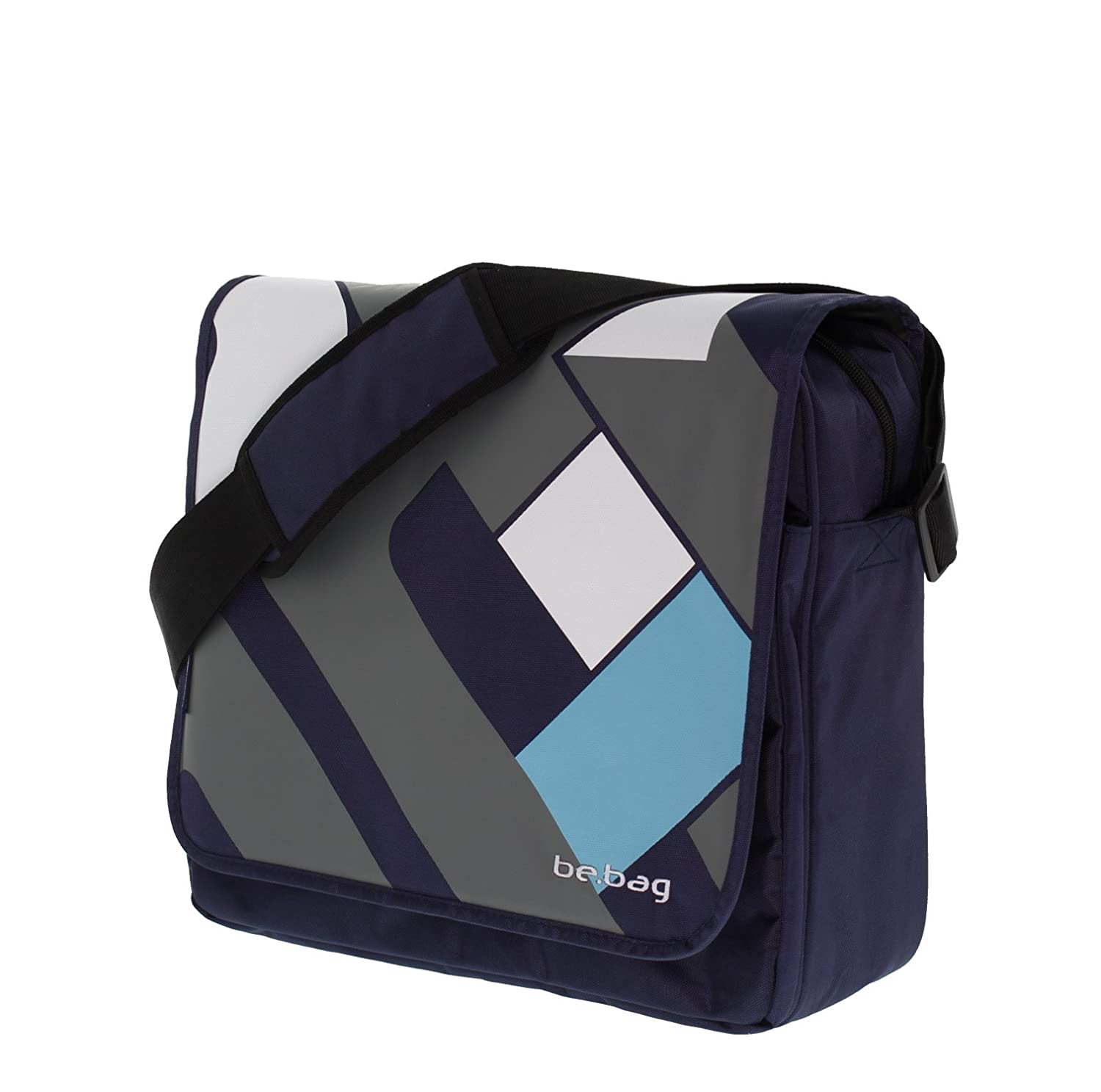 Herlitz 11437662 Messenger Bag be.bag, Crossing: