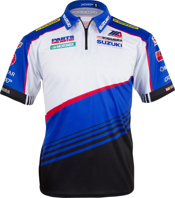 Pilot Motosport Yoshimura Suzuki Factory Racing Team - Camiseta ...