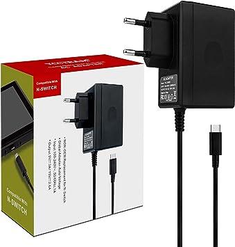 Switch adaptador soporte el Mode TV carga rápida USB Type C ...