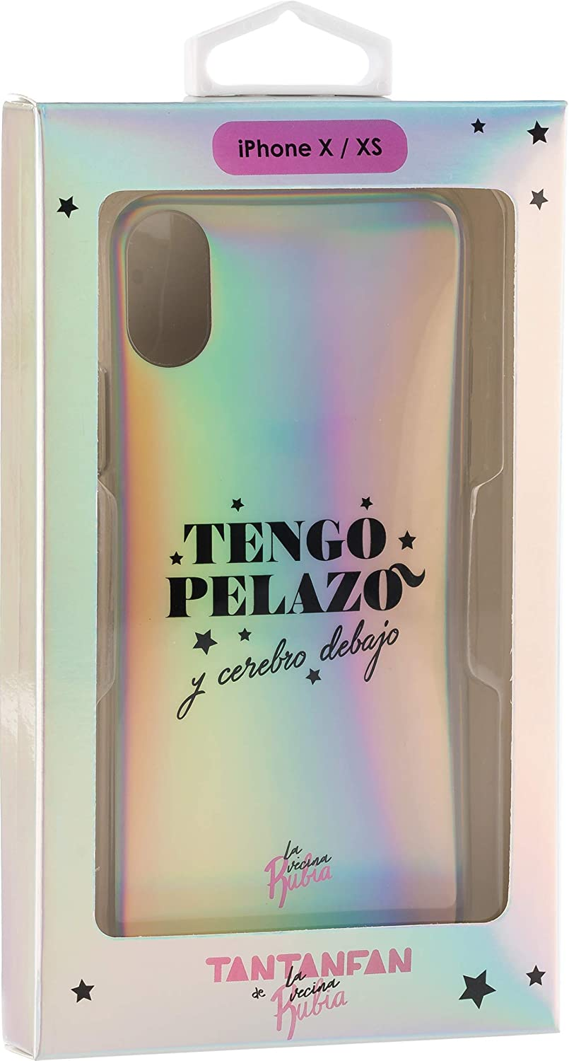 funda iphone vecina rubia