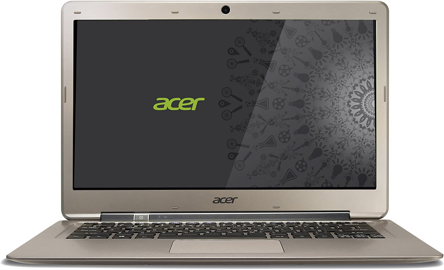 Acer Aspire S3-391-6497 13.3-Inch Ultrabook (Champagne)