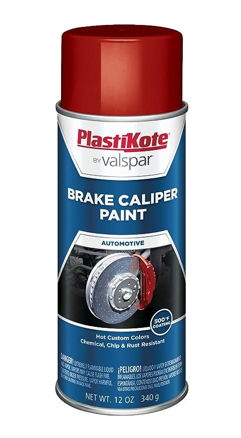 Plastikote Cp 251 Bright Red Brake Caliper Paint 12 Oz