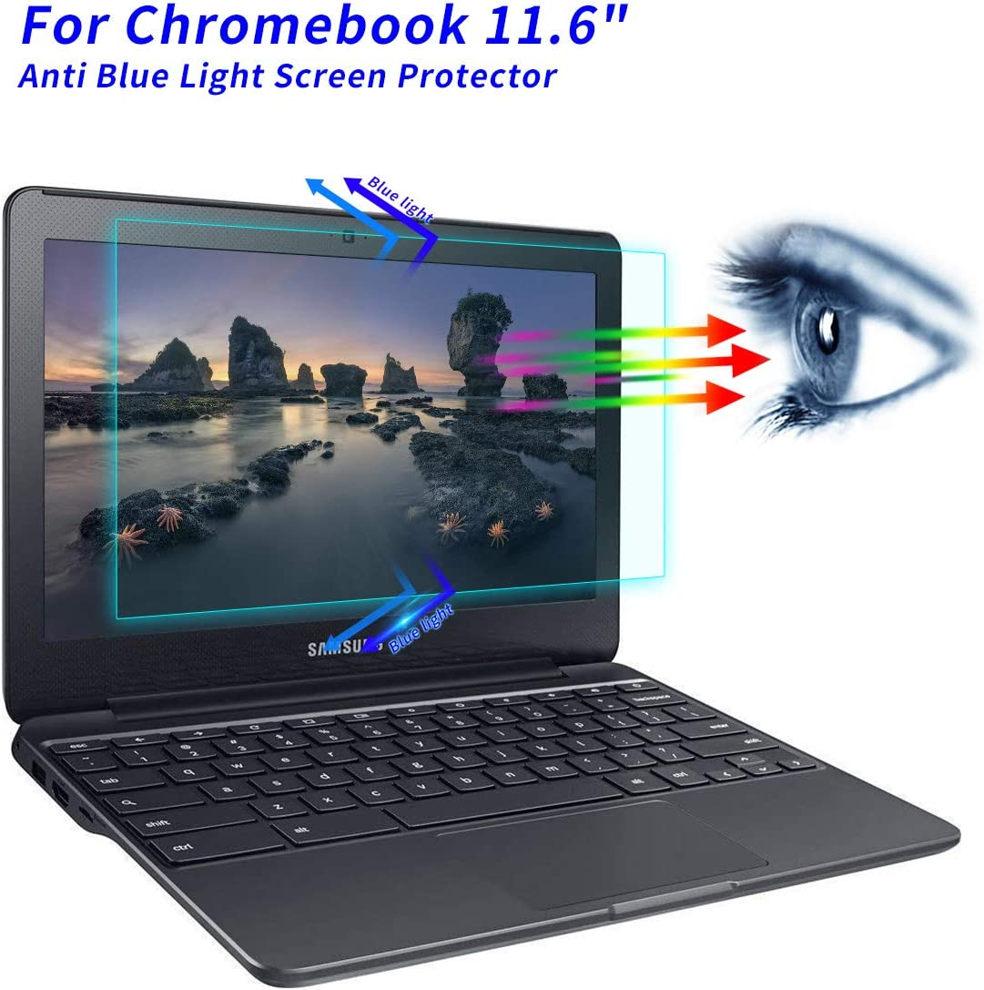 11.6 Inch Laptop Screen Protector Anti Blue Light Filter for Acer Chromebook R11 11.6
