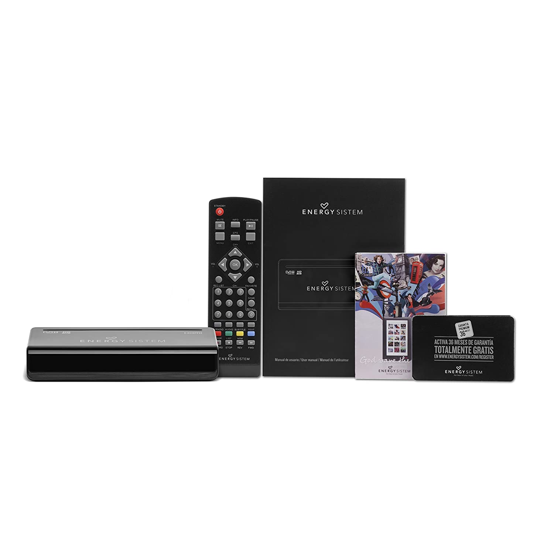 Amazon.com: DVB-T receptor de TDT HD3 de energía (MPEG-4/H ...