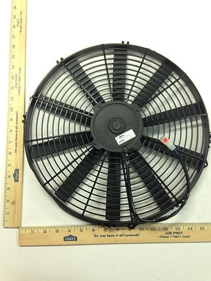 SPAL va18-bp10/c-41 a 24 V ventilador Extractor 16