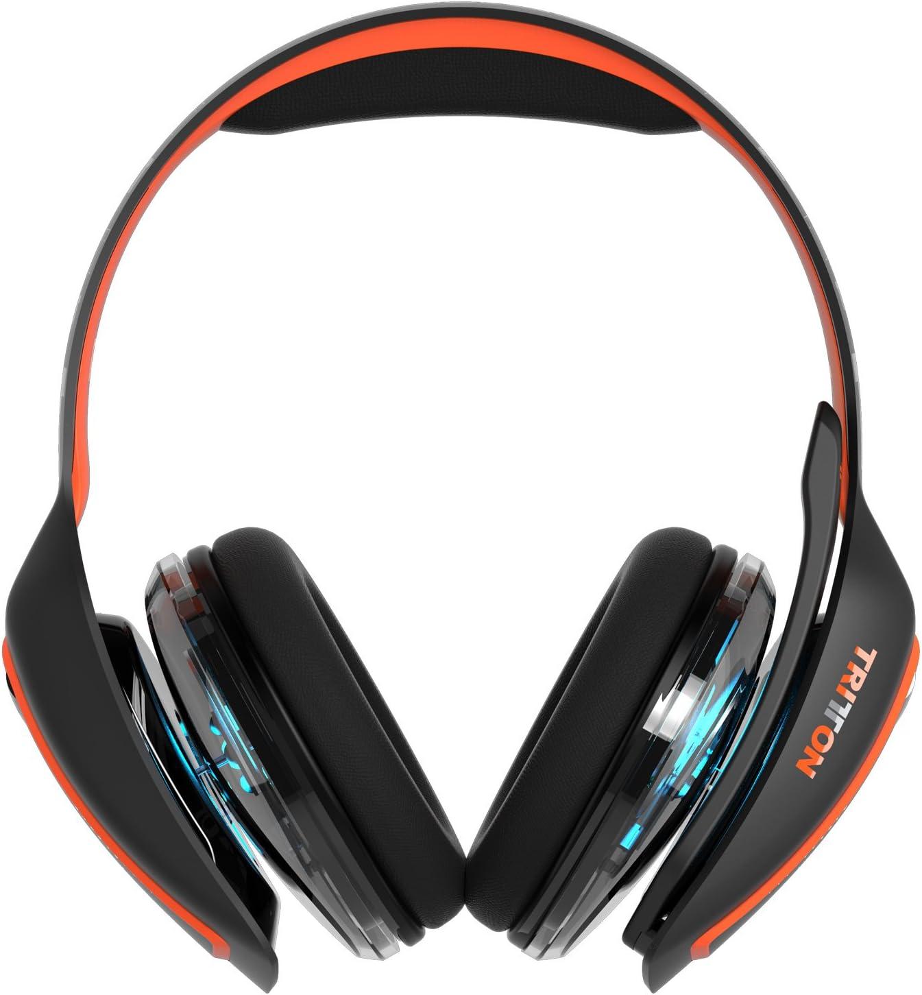 Amazon com: Mad Catz Tritton ARK 100 7 1 RGB Headset for PC