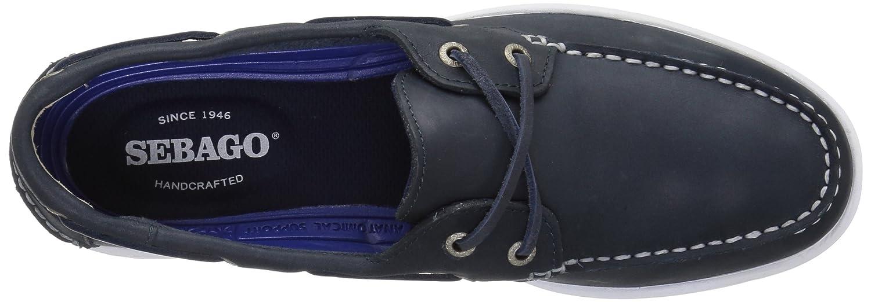 Sebago Litesides Two Eye FGL Chaussures Bateau Homme