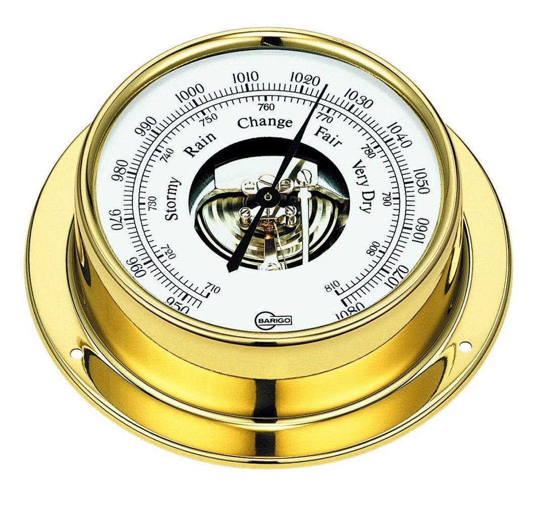 Barigo Tempo baromètre Laiton BARIGO Barometerfabrik GmbH 183MS