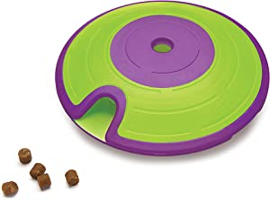 Nina Ottosson by Outward Hound Treat Maze Interactive Treat Puzzle Dog Toy, Intermediate