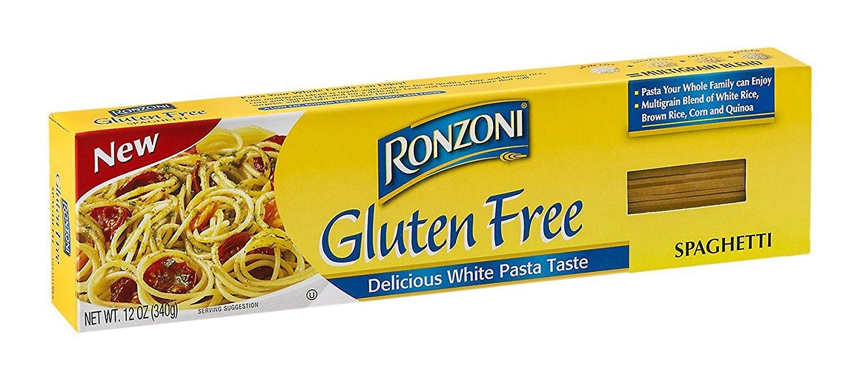 Ronzoni Gluten Free Spaghetti 12 OZ (Pack of 12)