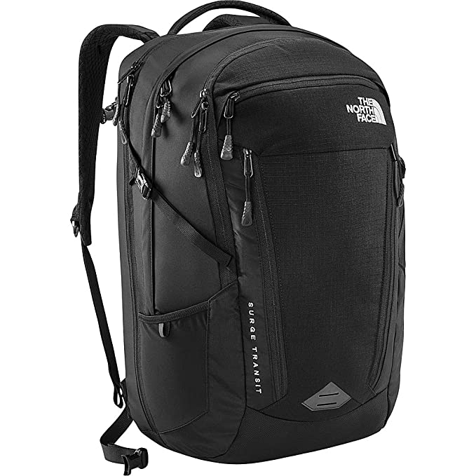 d327d6e3f Amazon.com: The North Face Womens Surge Transit Laptop Backpack (TNF ...