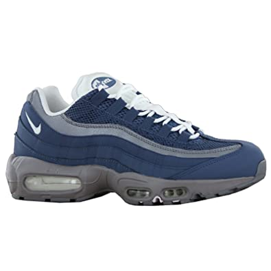 Nike Air Max 95 SL Navy Mens Trainers Size 9 UK  Amazon.co.uk  Shoes ... fced8fba8e
