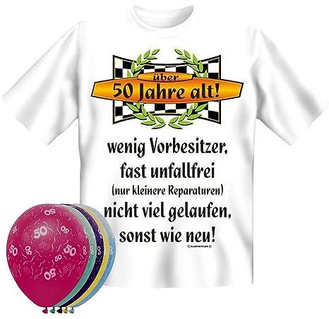 Camiseta de 50 años poco vorbesitzer tamaño m para 50 ...