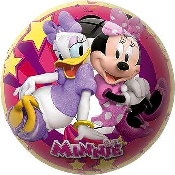 Minnie Mouse- Minnie Pelota de 23 cm (Mondo 2608)